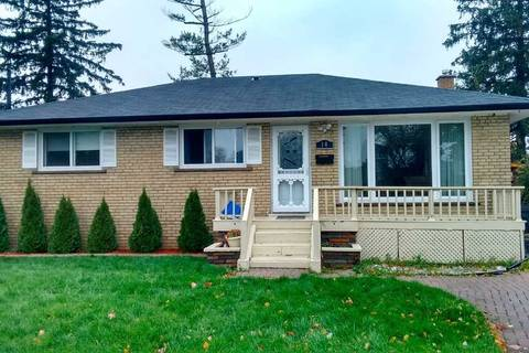 House for rent at 14 Richome Ct Unit Bsmt Toronto Ontario - MLS: E4591873