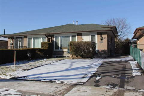 Townhouse for rent at 144 Clarence St Unit Bsmt Brampton Ontario - MLS: W5064015