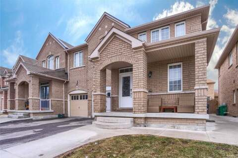 Townhouse for rent at 15 Daden Oaks Dr Unit Bsmt Brampton Ontario - MLS: W4799912
