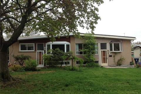Townhouse for rent at 15 Pynford Cres Unit Bsmt Toronto Ontario - MLS: C4505825