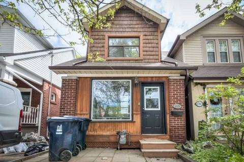 Townhouse for rent at 153 Gainsborough Rd Unit Bsmt Toronto Ontario - MLS: E4731196
