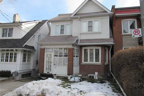 House for rent at 157 Indian Grve Unit Bsmt Toronto Ontario - MLS: W4734292