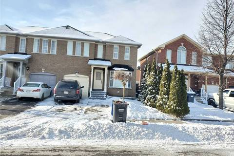 Townhouse for rent at 16 Flatlands Wy Unit Bsmt Brampton Ontario - MLS: W4676263