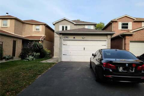 House for rent at 1629 Marshcourt Dr Unit Bsmt Pickering Ontario - MLS: E4922068