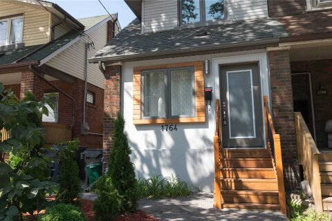 Home for rent at 1764 Queen St Unit Bsmt Toronto Ontario - MLS: E4989684