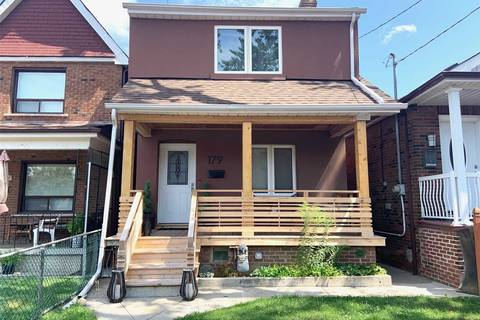 House for rent at 179 Boon Ave Unit Bsmt Toronto Ontario - MLS: W4549572
