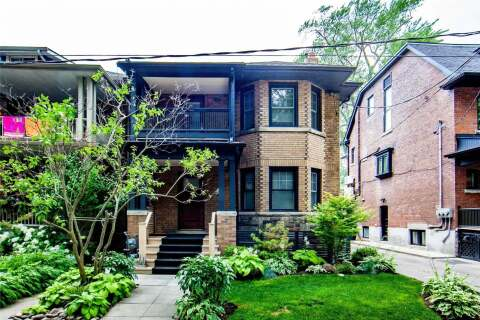 Townhouse for rent at 18 Kendal Ave Unit Bsmt Toronto Ontario - MLS: C4846631