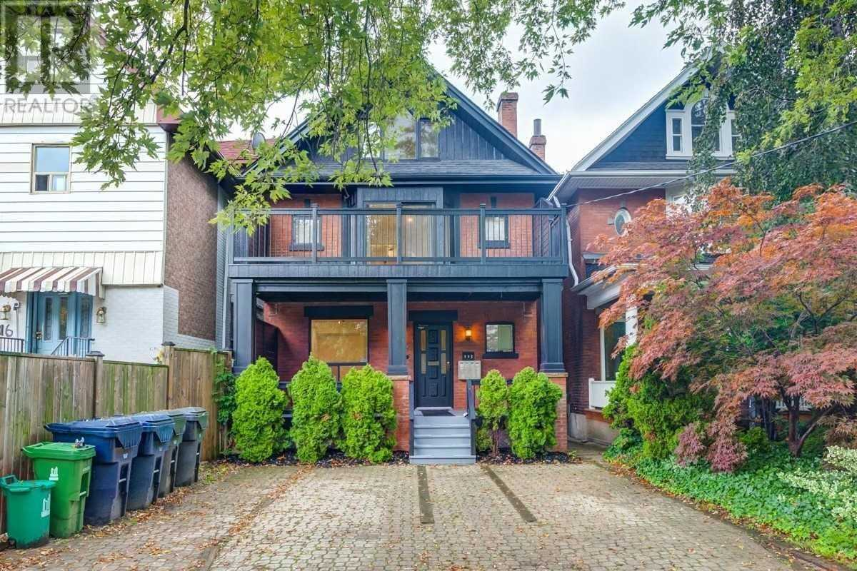 For Rent: Bsmt - 18 Spencer Avenue, Toronto, ON | 1 Bed, 1 Bath House for $1700.00. See 7 photos!