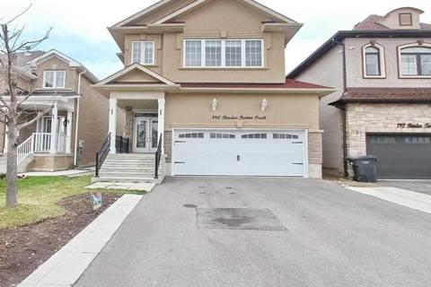House for rent at 190 Binder Twine Tr Unit Bsmt Brampton Ontario - MLS: W4509500