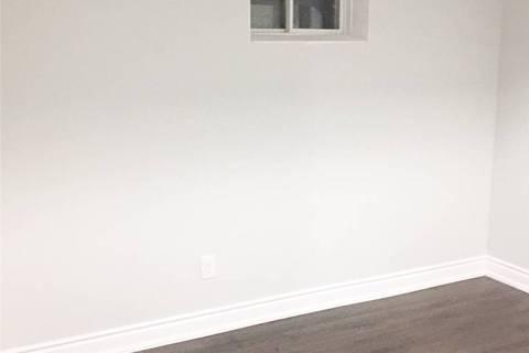 Townhouse for rent at 2 Rangemore Rd Unit Bsmt Brampton Ontario - MLS: W4673114