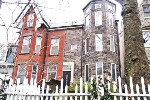 Townhouse for rent at 210 Brunswick Ave Unit Bsmt Toronto Ontario - MLS: C4687228