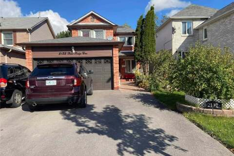 House for rent at 2132 Blue Ridge Cres Unit Bsmt Pickering Ontario - MLS: E4949478