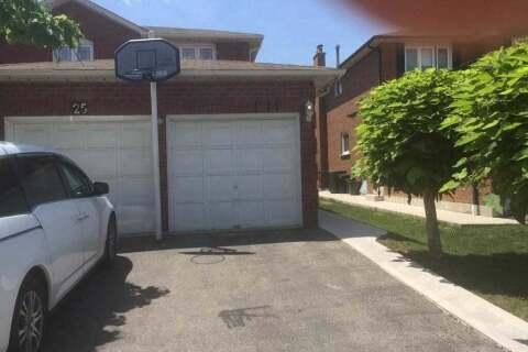 House for rent at 25 Newport St Unit Bsmt Brampton Ontario - MLS: W4836465