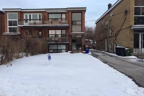 Townhouse for rent at 285 Scarlett Rd Unit Bsmt Toronto Ontario - MLS: W4693438