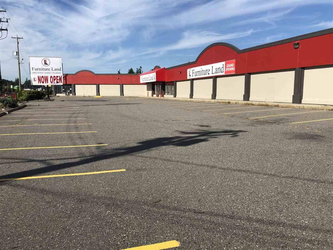 Commercial property for lease at 31877 Fraser Wy South Apartment Bsmt Abbotsford British Columbia - MLS: C8027668
