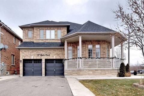 House for rent at 32 Skylar Circ Unit Bsmt Brampton Ontario - MLS: W4661696