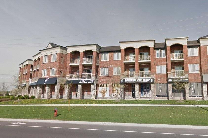 Commercial property for lease at 3200 #56 Regional Rd Apartment BSMT Binbrook Ontario - MLS: H4067528