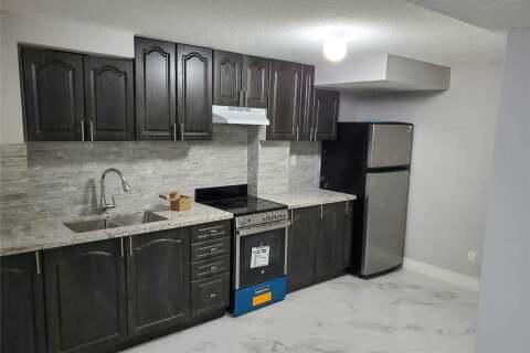 Townhouse for rent at 33 Flurry Circ Unit Bsmt Brampton Ontario - MLS: W4961352