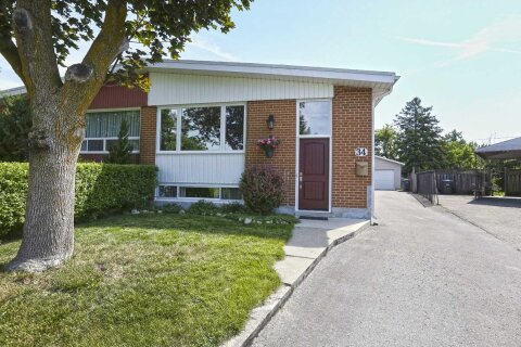 Townhouse for rent at 34 Langwith Ct Unit Bsmt Brampton Ontario - MLS: W5077385