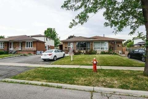 Townhouse for rent at 3411 Clara Dr Unit Bsmt Mississauga Ontario - MLS: W4800041