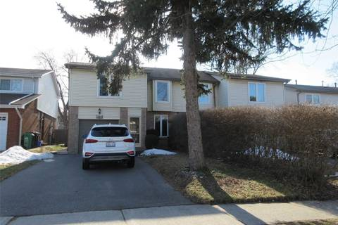Townhouse for rent at 3449 Autumnleaf Cres Unit (Bsmt) Mississauga Ontario - MLS: W4717757