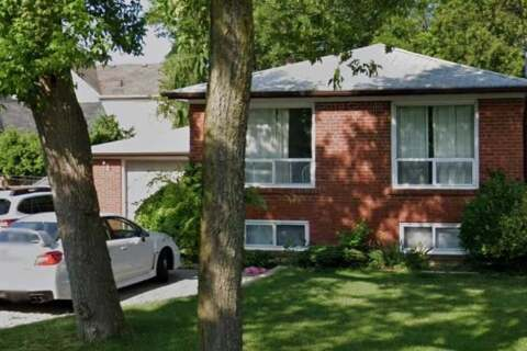 House for rent at 348 Senlac Rd Unit Bsmt Toronto Ontario - MLS: C4922905