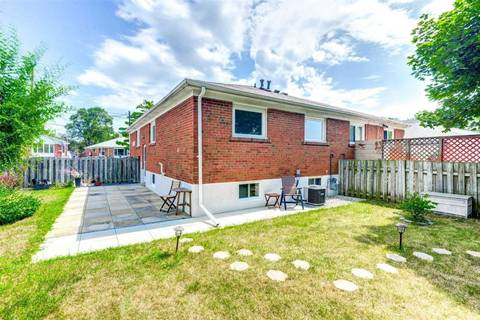 Townhouse for rent at 3482 Ashcroft Cres Unit Bsmt Mississauga Ontario - MLS: W4594381