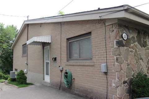 Townhouse for rent at 35 Jasper Dr Unit Bsmt Aurora Ontario - MLS: N4427090