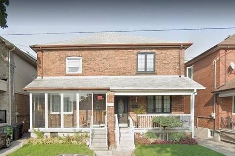 Townhouse for rent at 369 Nairn Ave Unit Bsmt Toronto Ontario - MLS: W4610314