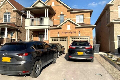 House for rent at 37 Apple Valley Wy Unit Bsmt Brampton Ontario - MLS: W4996041
