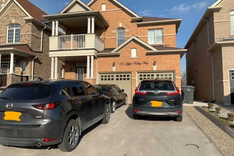 House for rent at 37 Apple Valley Wy Unit Bsmt Brampton Ontario - MLS: W5076145
