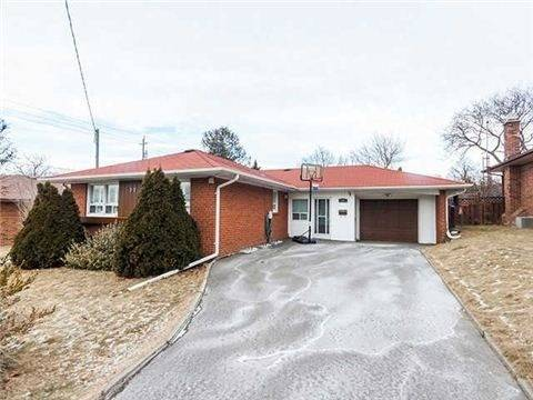 House for rent at 37 Tufton Cres Unit Bsmt Toronto Ontario - MLS: C4619030