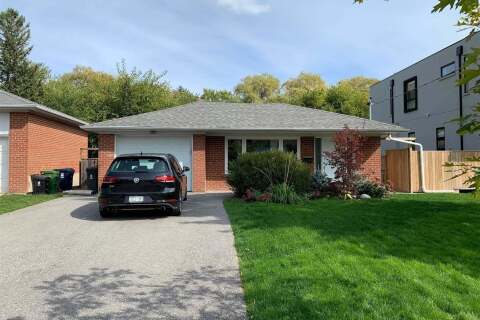 House for rent at 39 Allview Cres Unit (Bsmt) Toronto Ontario - MLS: C4939969