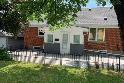 House for rent at 39 Woodward Ave Unit Bsmt Brampton Ontario - MLS: W4521303