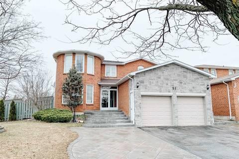 House for rent at 4 Ridgefield Cres Unit Bsmt Vaughan Ontario - MLS: N4735332