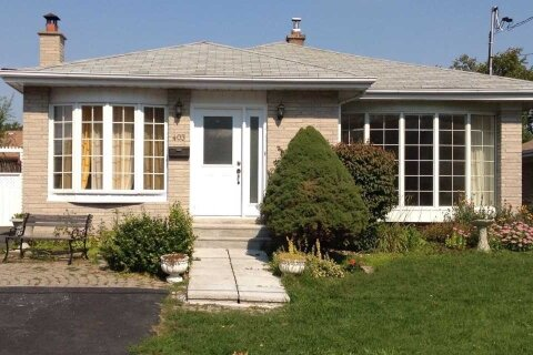 House for rent at 403 Paliser Cres Unit Bsmt Richmond Hill Ontario - MLS: N5001599