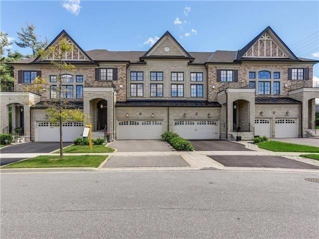 For Rent: 41 Jenny Thompson Court, Richmond Hill, ON   1 Bed, 1 Bath Townhouse for $1,350. See 4 photos!