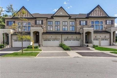 Townhouse for rent at 41 Jenny Thompson Ct Unit Bsmt Richmond Hill Ontario - MLS: N4491829