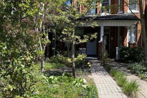 Townhouse for rent at 423 St Clarens Ave Unit Bsmt Toronto Ontario - MLS: C4782730