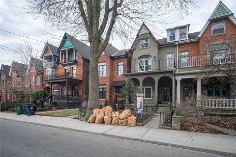Townhouse for rent at 430 Euclid Ave Unit Bsmt Toronto Ontario - MLS: C4734922