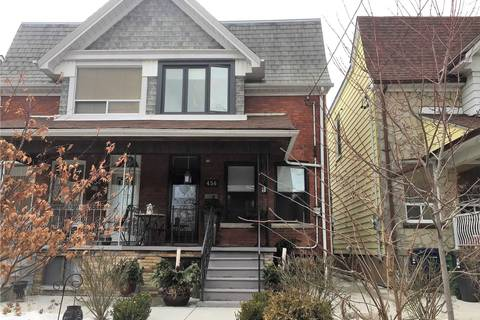 Townhouse for rent at 456 Brock Ave Unit Bsmt Toronto Ontario - MLS: C4683360