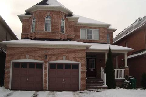 House for rent at 48 Covebank Cres Unit Bsmt Brampton Ontario - MLS: W4652420