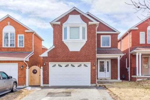 Home for rent at 48 Tawn Cres Unit Bsmt Ajax Ontario - MLS: E4928448