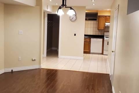 House for rent at 5 Wallbridge Ct Unit Bsmt Toronto Ontario - MLS: C4731098