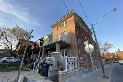 Townhouse for rent at 599 Brock Ave Unit Bsmt Toronto Ontario - MLS: C4791455