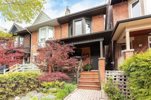 Townhouse for rent at 60 Marchmount Rd Unit Bsmt Toronto Ontario - MLS: C4880994