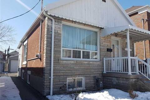 House for rent at 65 Lanark Ave Unit Bsmt Toronto Ontario - MLS: C4407843