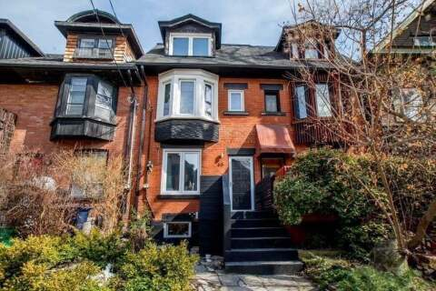 Townhouse for rent at 65 West Ave Unit Bsmt Toronto Ontario - MLS: E4772541