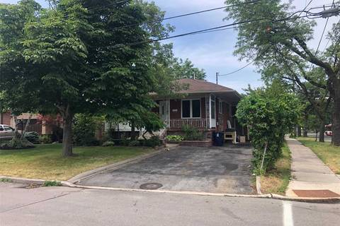 House for rent at 66 Plewes Rd Unit Bsmt Toronto Ontario - MLS: W4524693