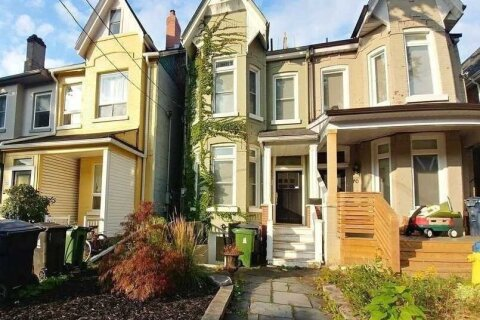 Townhouse for rent at 68 Montrose Ave Unit Bsmt Toronto Ontario - MLS: C4986278